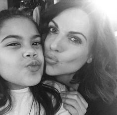 Alison and Lana