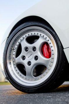 "Porsche 968 Turbo RS ""Road Version"""
