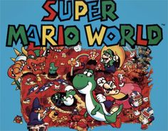 There are about eight Mario adventures that could easily be listed within the lexicon of the greatest games ever made, and Super Mario World and Super Mario World 2: Yoshi's Island, releasedfor the Super Nintendo Entertainment System sit on that list. Super Mario World helped define the 16-bit era, transforming the classic Mario formula into ...