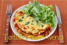 Receta Qikely: Tortilla con Avena Qikely Un desayuno que incluya Avena seguro te dara energia y nutricion para tener un excelente dia. Que tal si a la famosa Tortilla le agregas tu Avena Qikely? #tortilla #avena #desayuno #recetafacil #qikely