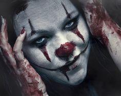 Killer Clown Halloween Costumes   eHow UK