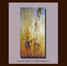 Wall Art Painting Acrylic painting ABSTRACT Art by xiangwuchen
