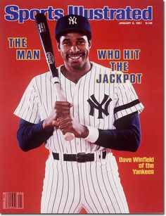 December 15, 1980 Dave Winfield (.276, 20, 87) becomes the highest-paid player in the history of sports. The former Padres outfielder signs a ten-year free-agent deal with the Yankees worth a record $16 million.