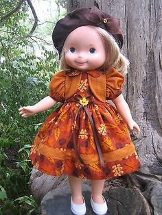 Fall-Autumn-OUTFIT-for-your-Fisher-Price-My-Friend-Mandy-Jenny-Becky-dolls