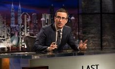 'This is on you': John Oliver ridicules Republicans over Trump groping tape The Last Week Tonight host called the taped comments 'entirely in character' for the businessman, condemning Paul Ryan and Billy Bush in the process