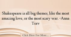 Anna Torv Quotes About Amazing - 2358