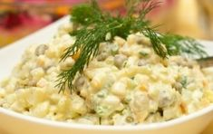 Salata de cartofi si mazare Risotto, Mashed Potatoes, Ethnic Recipes, Mary, Food, Crafts, Whipped Potatoes, Manualidades, Smash Potatoes