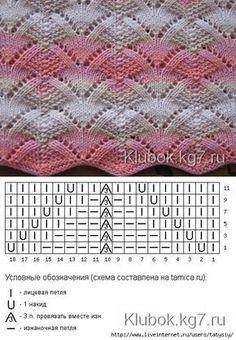 "liveinternet.ru ""Modification of horseshoe pattern"""