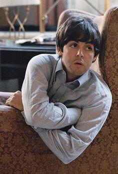Jean-Marie Perier - Photographe - The Beatles-Paul-1966