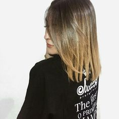 The First o primeiro shampoo que alisa no mundo! Ligue 22981449928 Dreadlocks, Long Hair Styles, Sweet, Beauty, World, Candy, Long Hairstyle, Long Haircuts, Dreads