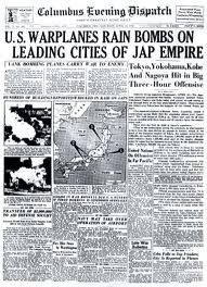 Doolittle Raid on the Japanese mainland ... Revenge at its best! And the start of the Jap downfall.