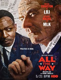 Poster de All the Way