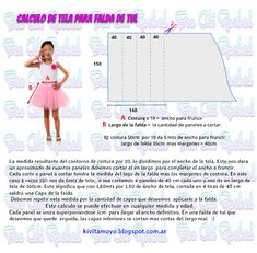 Solero con volante cruzado. Sewing Patterns Free, Dress Patterns, Free Pattern, Fabric Tutu, Sewing Projects For Beginners, Fashion Sewing, Sewing For Kids, Sewing Clothes, Baby Kids