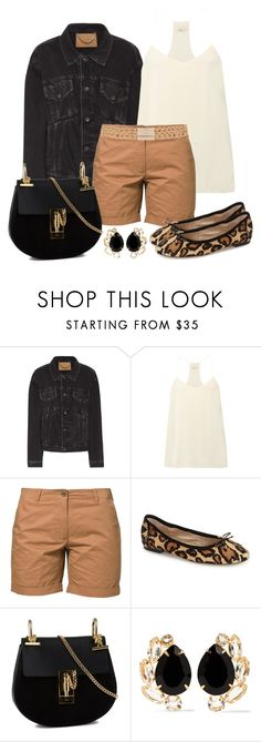 """""""Untitled #1423"""" by gallant81 ❤ liked on Polyvore featuring Balenciaga, TIBI, Pier 1 Imports, Sam Edelman, Chloé, Bounkit and River Island"""