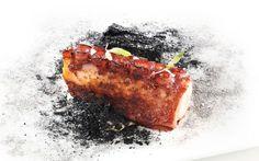 Pulpo Sobre Cenizas De Carbón Del Restaurante Aizian | Gastronomía & Cía
