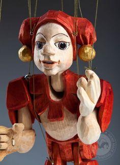 Czech-Marionette-Clown-Tres-Bohemes