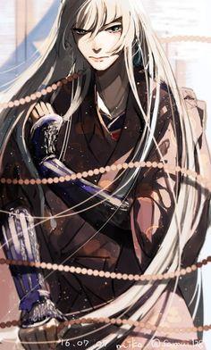 【刀剣乱舞】大河の江雪斎さんの武装を江雪左文字に着せてみた【とある審神者】 : とうらぶ速報~刀剣乱舞まとめブログ~