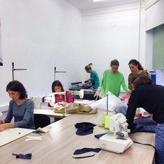 Сегодня последний день #grasser_fashion_battle февраль. Суета. #grasser #sewing_courses