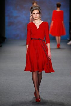 Lena Hoschek, Berlin Fashion Week, Herbst-/Wintermode 2015/16