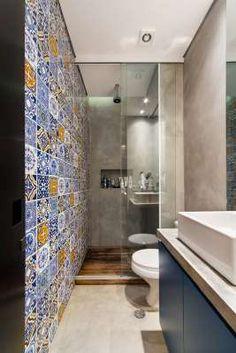 homify / Casa100 Arquitetura: Casas de banho modernas por Casa100 Arquitetura