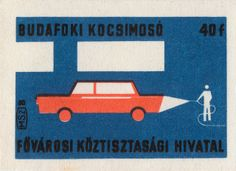 hungarian matchbox label | Flickr - Fotosharing!