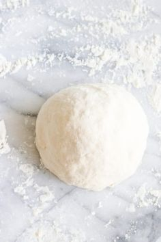 This No Yeast Pizza Dough is the quickest easiest way to make fresh homemade pizza for your family All it takes is 15 minutes from start to finish pizza No Yeast Pizza Dough, Easy Pizza Dough, Homemade Soft Pretzels, Easy Homemade Pizza, Pizza Twists, Pasta, Special Recipes, Dough Recipe, No Cook Meals