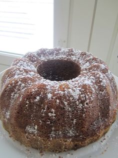 Fruit Bread, Baked Donuts, Little Cakes, Trifle, Coffee Cake, Doughnut, Baking, Desserts, Recipes