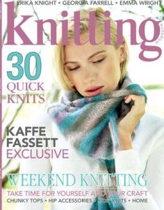 Knitting Nr. 159 - October 2016 | Martinas Bastel- & Hobbykiste