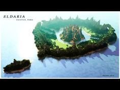 Minecraft cinematic - Eldaria V3 [1080p]