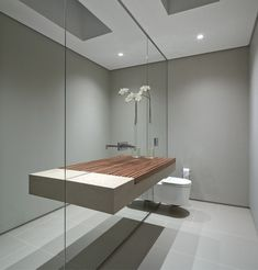 If we would renovate our guest bathroom, this is how it's going to look like.
