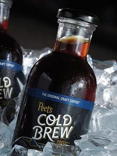 Baridi Black Cold Brew | Peet's Coffee