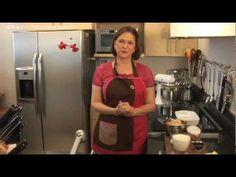 Budín de pan - Bread Pudding