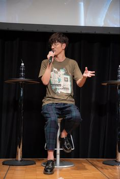 Takahiro Sakurai, Actors Birthday, He's Beautiful, Voice Actor, Normcore, Sexy, Mens Tops, Anime, Cartoon Movies