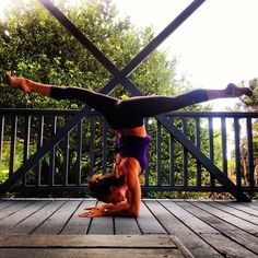 Beautiful.  #yoga