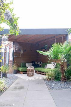 Ibiza, Outdoor Living, Outdoor Decor, Potted Plants, Outdoor Gardens, New Homes, Home And Garden, Backyard, Exterior