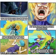 Reposting @the_phenom_prince: What would happen if somebody killed Bulma?  _ _ Double tap if you loved it ♥,Follow for more ♥   _ _ _ ➖➖➖➖➖[Ignore Tags]➖➖➖➖➖ #meme #dragonball #dbz #dragonballsuper #cosplaygirl #dbzmemes #comics #goku #supersaiyangod #onepunchman #broly #anime #manga #superman #dragonballz #vegeta #trunks #naruto #hot #supersaiyan #beerus #gohan #superhero #androids #movie  #zamasu  #bardock #saiyan #tamashii#funny ➖➖➖➖➖➖➖➖➖➖➖➖➖➖➖