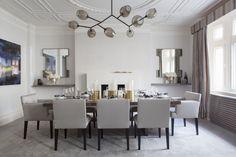 Amelia Carter- Sloane Street Apartment