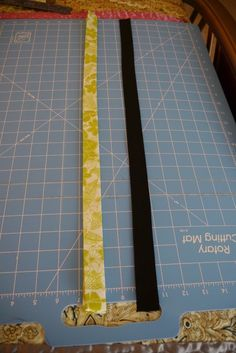 How to make a pet collar/leash. Dog Collar: Fabric Wrapped - Step 7