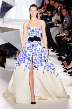 Spring 2014 Couture Fashion Shows - Couture Fashion from Spring 2014 Paris - Harper's BAZAAR