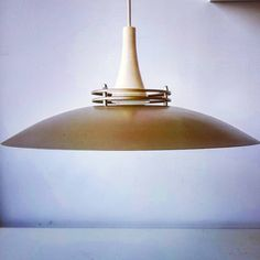 "Polubienia: 2, komentarze: 1 – modern (@modern_old2new) na Instagramie: ""Scandinavian design metal lampshade #scandinaviandesign #scandinavian #swedish #sweden #metal…"" Mid Century Modern Lamps, Mid-century Modern, Ceiling Lights, Lighting, Pendant, Design, Instagram, Home Decor, Decoration Home"