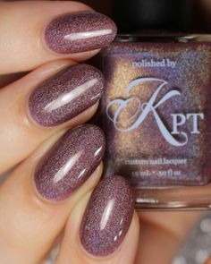 Belle Ami swatched by lacquerStyle