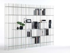 Metric, distances, spaces and measurements, everything read in a bookshelf made of iron rods. Catch the rhythm in the lines and the sounds in the spaces. METRICA by Mogg / Design by @CTRLZAK http://www.mogg.it/Prodotti/ #mogg #moggdesign #interior #design #interiordesign #italian #furniture #italianfurniture #metrica #ctrlzak #thanoszakopoulos #katiameneghini #bookshelf #ironrod #libreria #tondinoferro