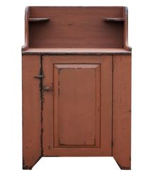 Here I is my primitive farmhouse dry sink wash stand vanity. The cupboard is painted in my distressed country pumpkin color. The dry sink cabinet sizes are 47 Primitive Furniture, Primitive Decorating Country, Dry Sink, Primitive Bathrooms, Farmhouse Vanity, Furniture, Primitive Cabinets, Rustic Bathroom Vanities, American Furniture
