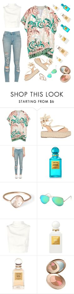 """""""Hello summer"""" by fallinginlovewithlove on Polyvore featuring Delpozo, KG Kurt Geiger, Cheap Monday, Tom Ford, Parisi, Ray-Ban and Keepsake the Label"""