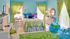The usual colors used for a bedroom is black and white, neutral colors like beige, bold colors like red, pastel colors like pink and others. Seldom can you see rooms that are lime green. Some bedrooms use lime green in…