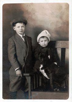Francis & Mickey Conlin born Roscommon Ireland #genealogy #familyhistory