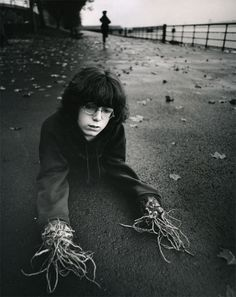 Arthur Tress-photos inspired by children's nightmares