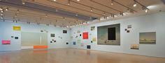 WANDA KOOP- in the studio! http://www.wandakoop.com/studio/main.htm# in canadina art gallery.