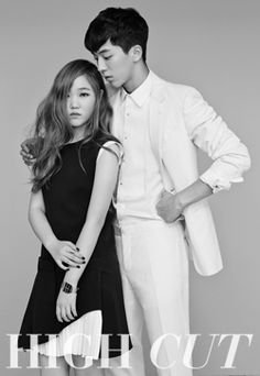 Akdong Musician, Nam Joo Hyuk and Lee Ha Eun - High Cut Magazine Sung Joon, Sung Kyung, Korean Photoshoot, Lee Hi, Akdong Musician, Yg Artist, Star Magazine, Korean Wedding, Joo Hyuk