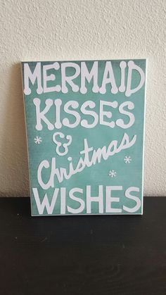 """Salty kisses & Christmas wishes"" Coastal Christmas collage with sparkly paper. Coastal Christmas Decor, Nautical Christmas, Summer Christmas, Purple Christmas, Tropical Christmas Decorations, Aussie Christmas, Whimsical Christmas, Scandinavian Christmas, Modern Christmas"